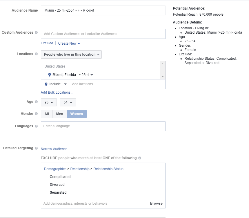 Facebook Lead Generation For Professional Services